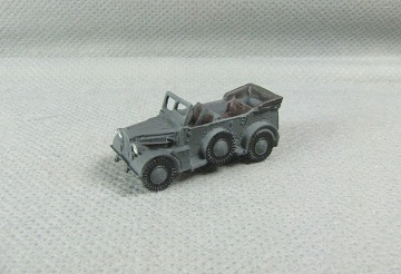Horch early (gray)